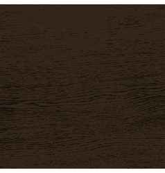 Dark wood texture background vector