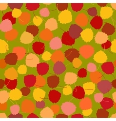 Seamless pattern of multicoloured rich vector image