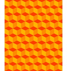 pattern illusion vector image vector image