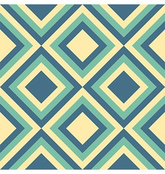 Geometrical pattern in green vector