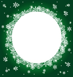 Winter background 4 vector