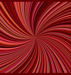 Abstract swirl background from spiral rays vector