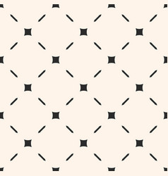 Minimalist seamless pattern thin diagonal lines vector