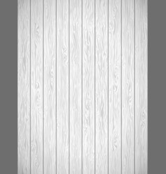 white wood texture template eps 10 vector image vector image