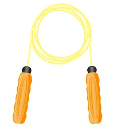 Jump rope vector