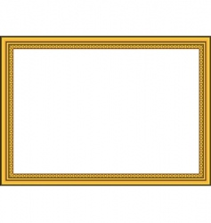 frame picture vector image vector image