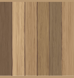wooden planks wallpaper vector image