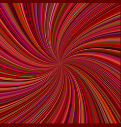Abstract maroon spiral rays background vector