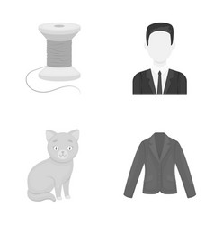Fashion business hairdresser and other web icon vector