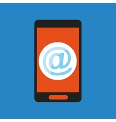 Global mail social network vector