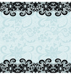 Vertical seamless background vector image
