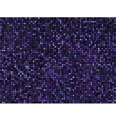 Abstract violet and dark purple tiles on the wall vector
