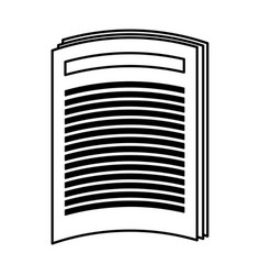 paper document icon image vector image vector image
