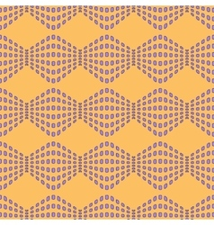 Rhombus chaotic seamless pattern 7607 vector