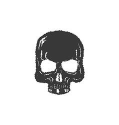 Skull t-shirt graphics vector