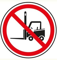 Forklift 3 vector