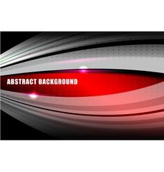 Red modern background vector