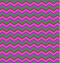 Colorful zig zag stripe pattern background design vector