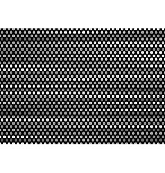 Dark grey tech minimal circles background vector