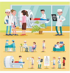 Medical care composition vector