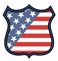 American emblem vector