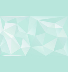 Low poly digital polygonal background vector