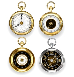 Set of round clock vector