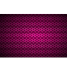 Geometric polygons background abstract pink vector image vector image