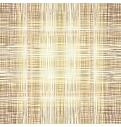 Abstract background with brown yellow threads vector
