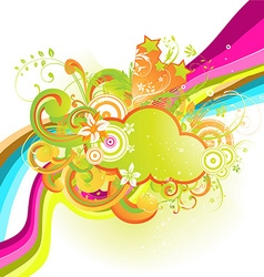 Fresh Summer vector image vector image