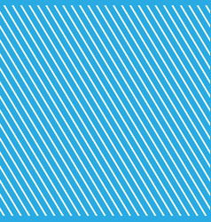Slanting strips on blue background vector