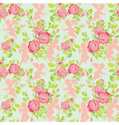 Angel rose seamless 380 vector