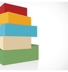 Creative banner design vector