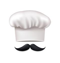 Cooking cap vector