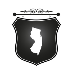 New jersey vector