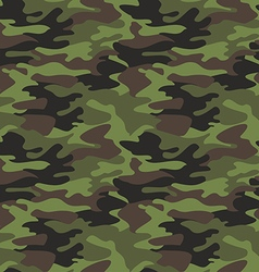 Camouflage pattern background seamless vector image
