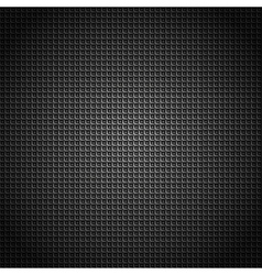 metallic background texture vector image vector image