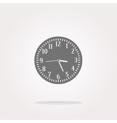 Time Icon Time Icon Time Icon Object vector image vector image