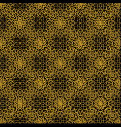 High contrasting seamless background tile with vector