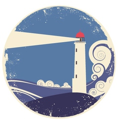 Lighhouse vector