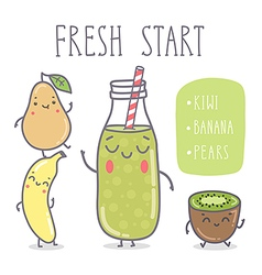 - fresh start vector