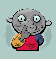 Picking nose vector