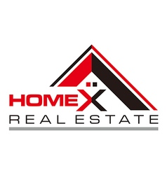 Real estate Home Card Construction vector image vector image