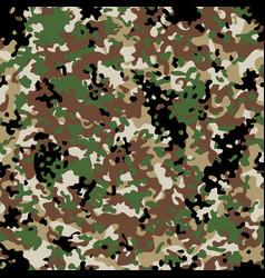 Arid flectarn camouflage seamless patterns vector
