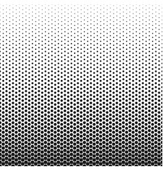 Abstract geometric black and white graphic vector