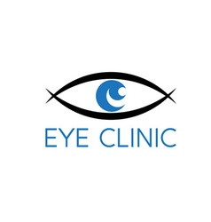 Eye vision design template vector image vector image