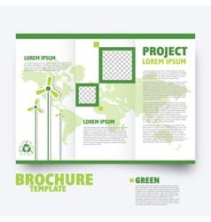 250 5 2016 brochure vector image