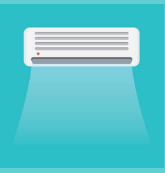 best air conditioner vector image vector image