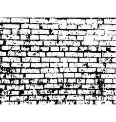 Brick texture background brick effect vector