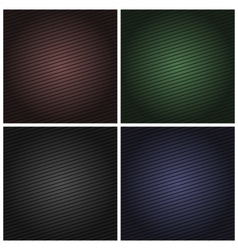 corduroy fabric texture vector image vector image